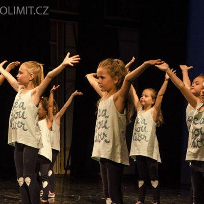 Přípravný taneční kurz dětí