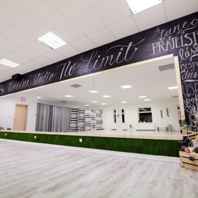 Taneční studio No Limit - taneční sál