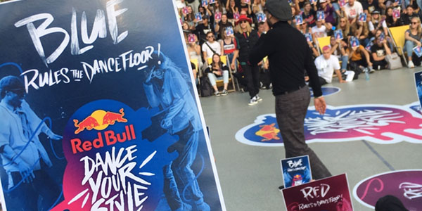 Red Bull Dance Your Style 2019