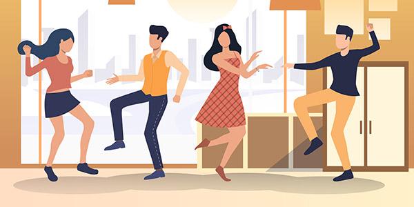 TS No Limit - jak tančit doma